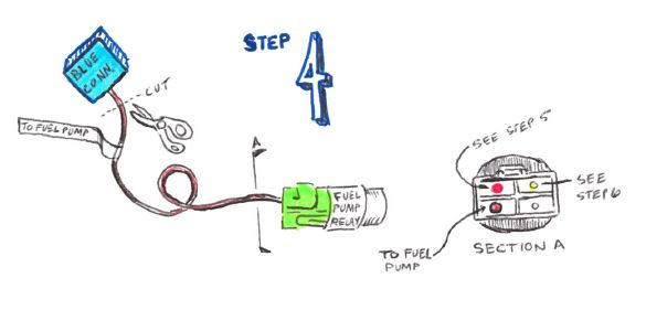 step4 3 wiring harness Subaru Legacy Wiring-Diagram Regulator at fashall.co
